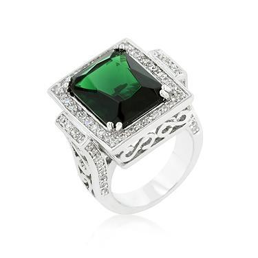 CZ Bold Green
