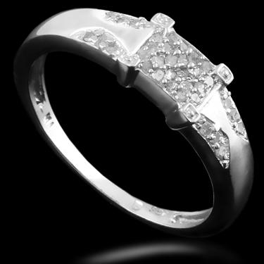 34 Diamonds Ring
