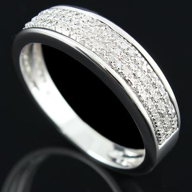 72 Diamonds Ring