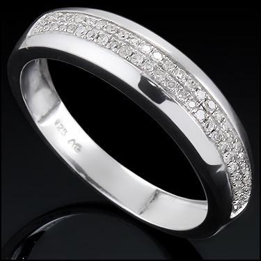 Mens 54 Diamonds