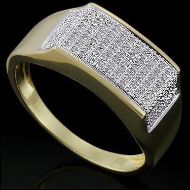 Mens 70 Diamonds