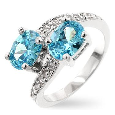 Blue Bonnet Ring
