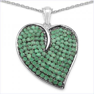 6.21CTW Emerald