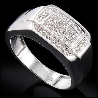Mens 44 Diamonds