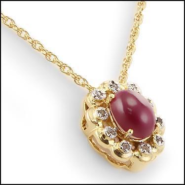 Diamonds Ruby
