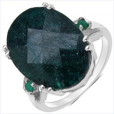 10.24CTW Emerald