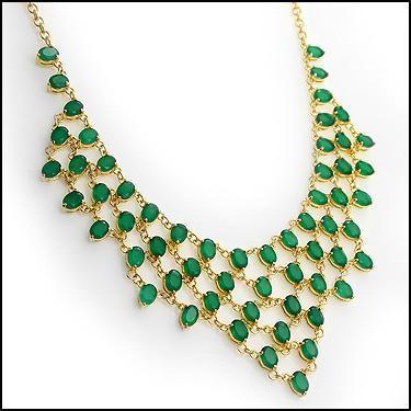 59.0 CTW Emerald