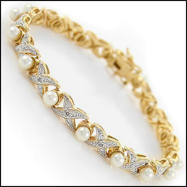Diamonds Pearls