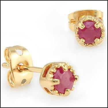 Solitaire Rubies
