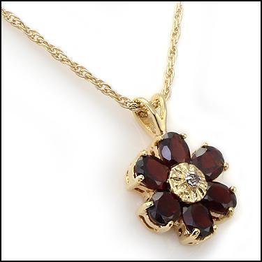 Diamond Garnet