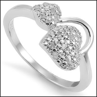 Diamonds Hearts