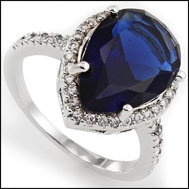 Classy Deep Blue