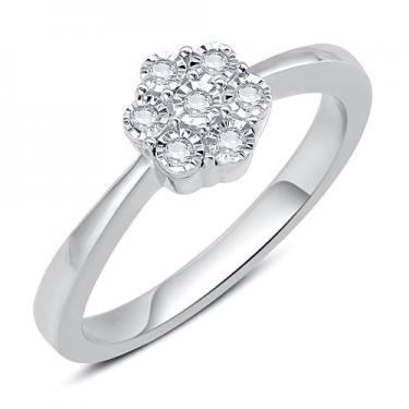 0.10CTW Diamond