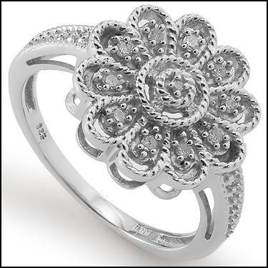 Flower Diamonds