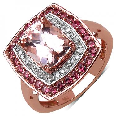 Morganite Diamds