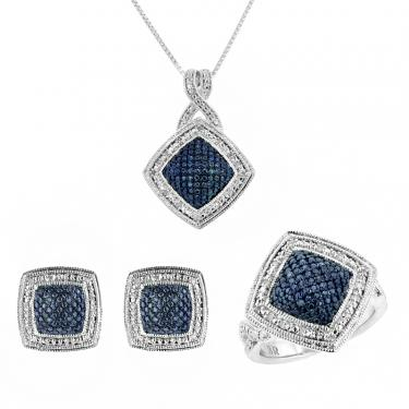 1/4 CTW Diamonds