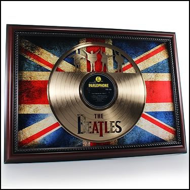 Beatles Gold Rec