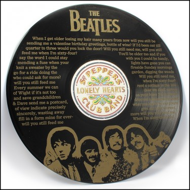 Beatles Vinyl LP