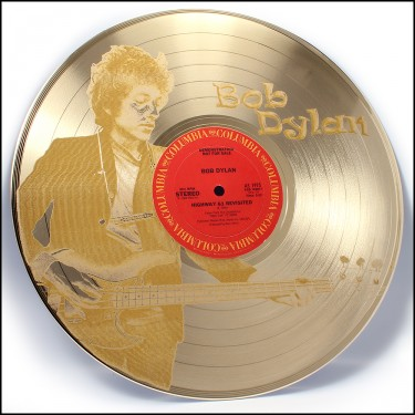 Bob Dylan GoldLP