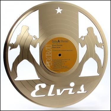 Elvis LaserCutLP