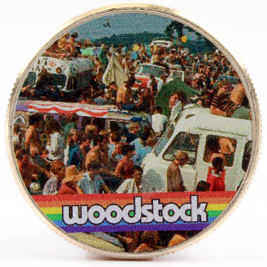 JFK Woodstock'69