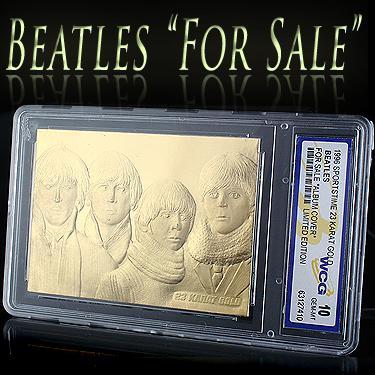 23K Beatles MINT