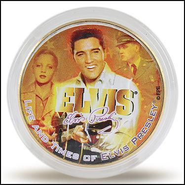'77 24K ELVIS $1