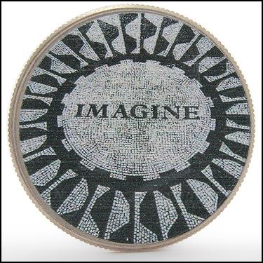 Lennon JFK Coin