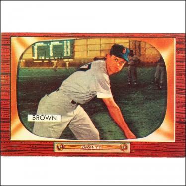 1955 Bowman 221
