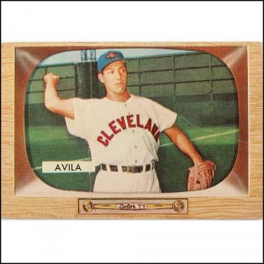 1955 Bowman 19