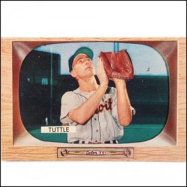 1955 Bowman 35