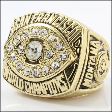 49ers Montana