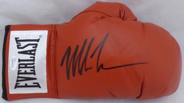 Signed JSA Tyson