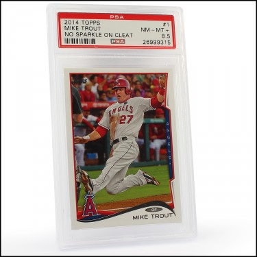2014 Topps Trout