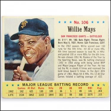 1962 Post Mays