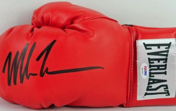 PSA Mike Tyson