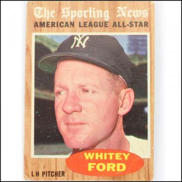 '62 Whitey Ford
