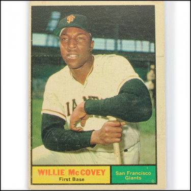 1961 W.McCovey