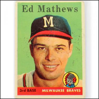 1958 E.Mathews