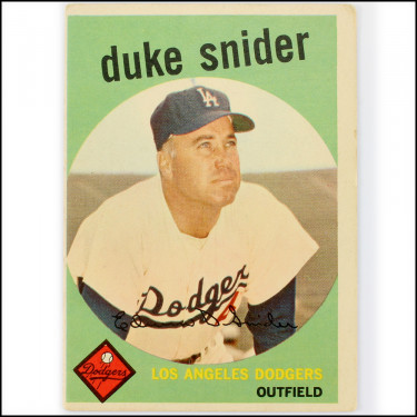 1959 D.Snider