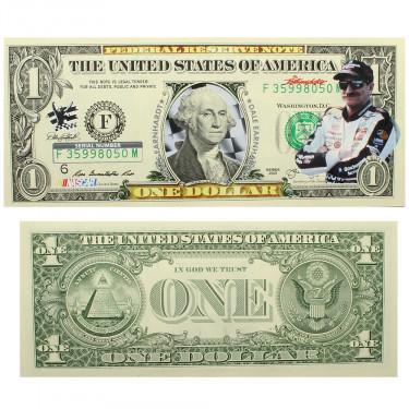 Earnhardt Sr. $1