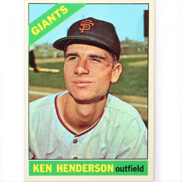 '66 K.Henderson