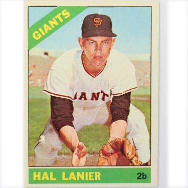 '66 Hal Lanier