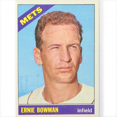 '66 Ernie Bowman