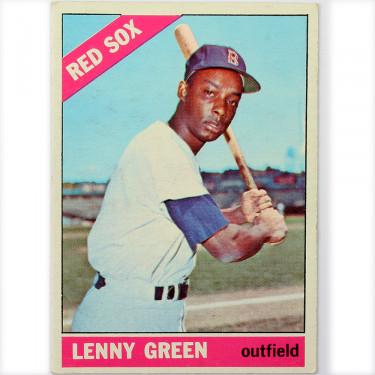 '66 Lenny Green