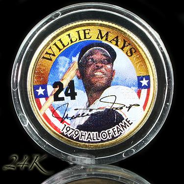 24K Willie Mays
