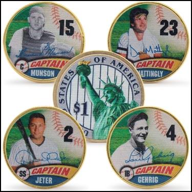5 Yankees QRTRS