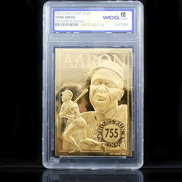 23K Hank Aaron