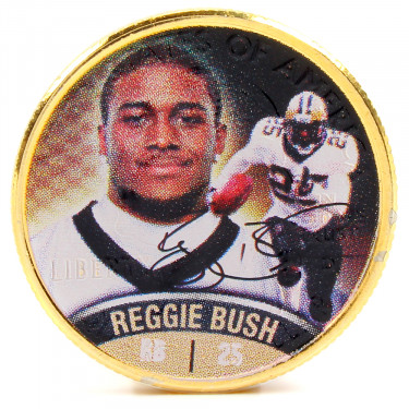'02 Saints Bush