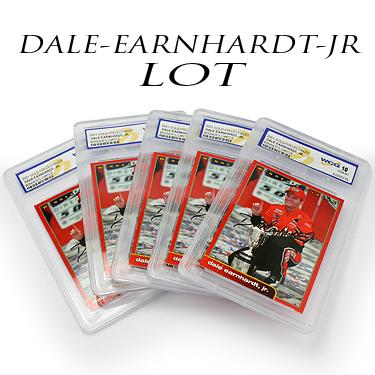 D. EARNHARDT JR